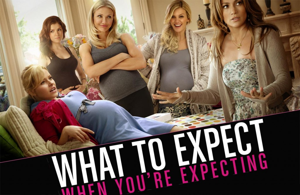 Affiche du film What to expect when you're expecting