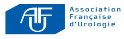 Logo de l'association française d'urologie