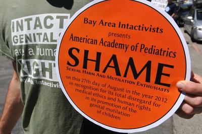 Prix de la honte pour les pédiatres américains