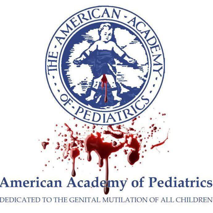 Logo de l'AAP détourné