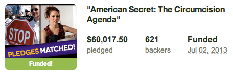 American Secret sur kickstarter
