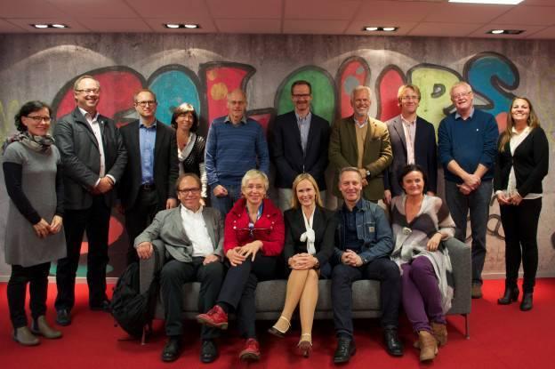 Participants de la réunion sur la circoncision des enfants à Oslo