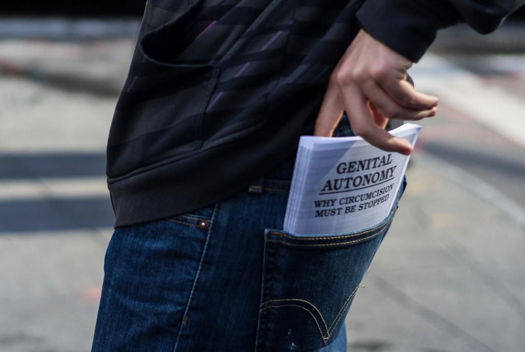 Genital Autonomy by Jonathan Friedman