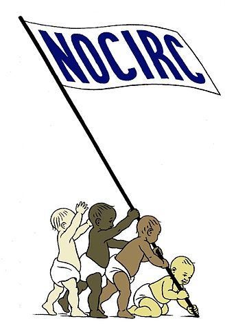 Logo de l'association NOCIRC