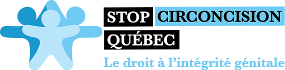 Logo Stop Circoncision Québec