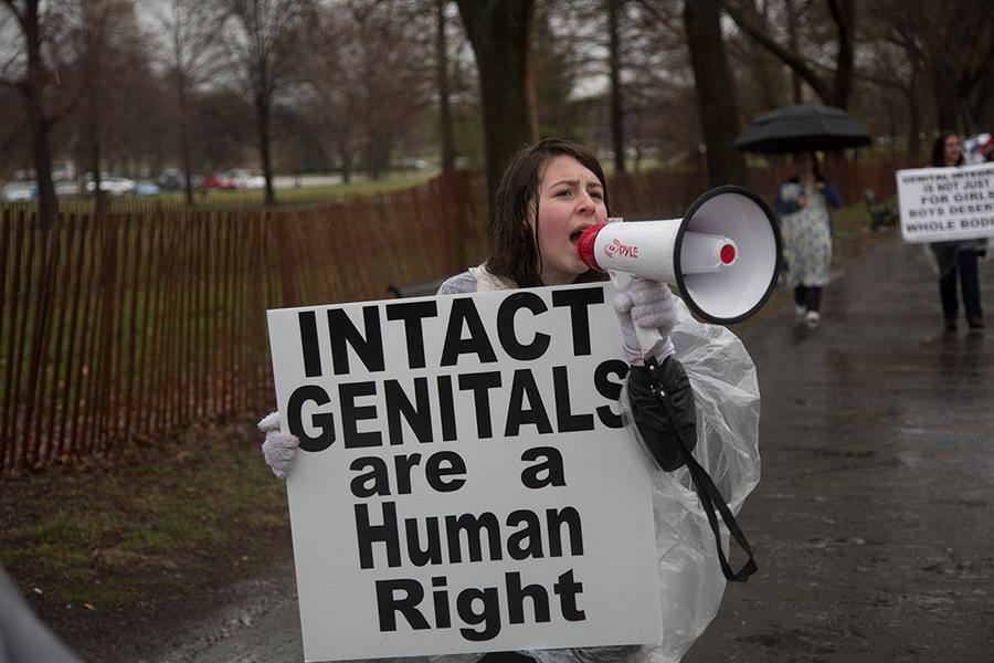 Intact Genitals are a Human Right