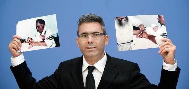 Eran Sadeh, intactiviste juif israélien