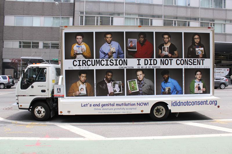 Intaction dénonce la circoncision imposée