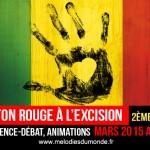 Carton rouge à l'excision - Mali 2015