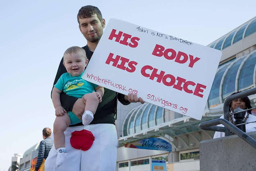 Circoncision : son corps, son choix