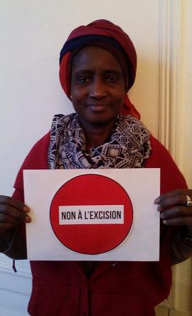 Khady Koita dit non à l'excision