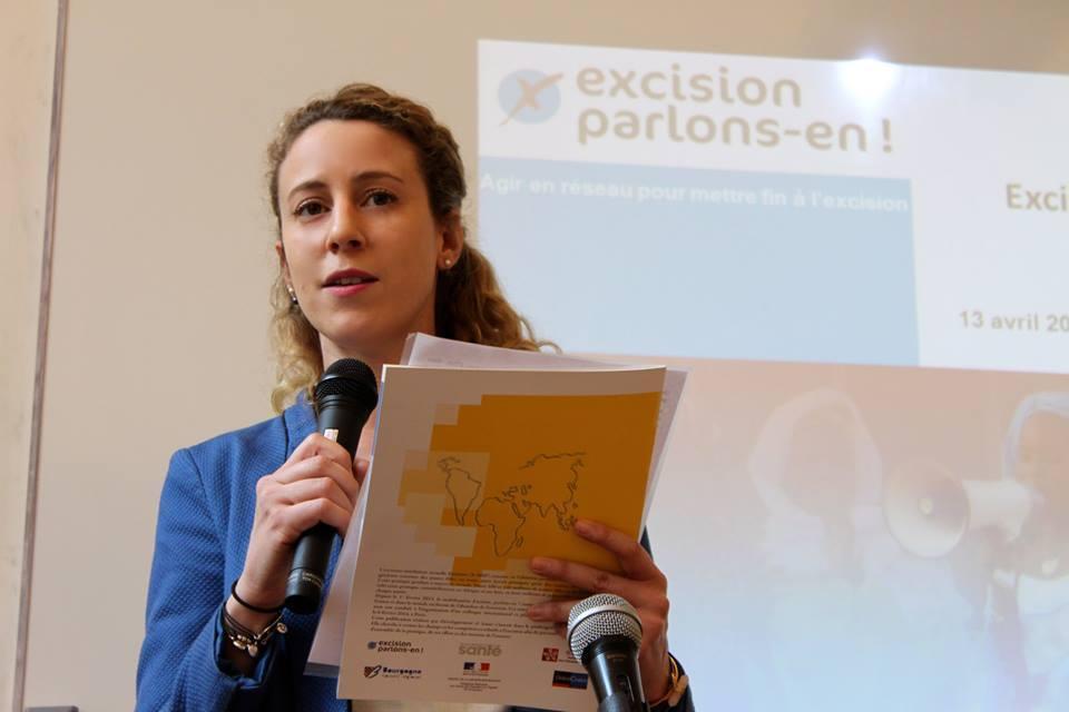 Marion Schaefer présidente Excision parlons-en