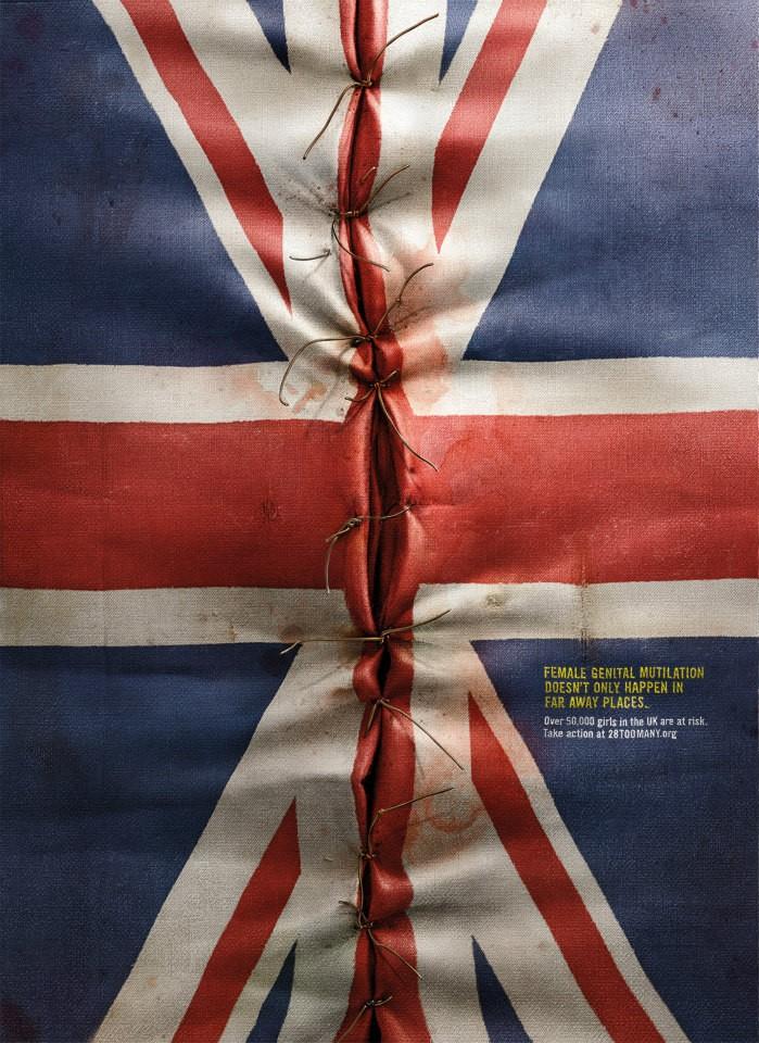 campagne sensibilisation excision mutilations sexuelles féminines
