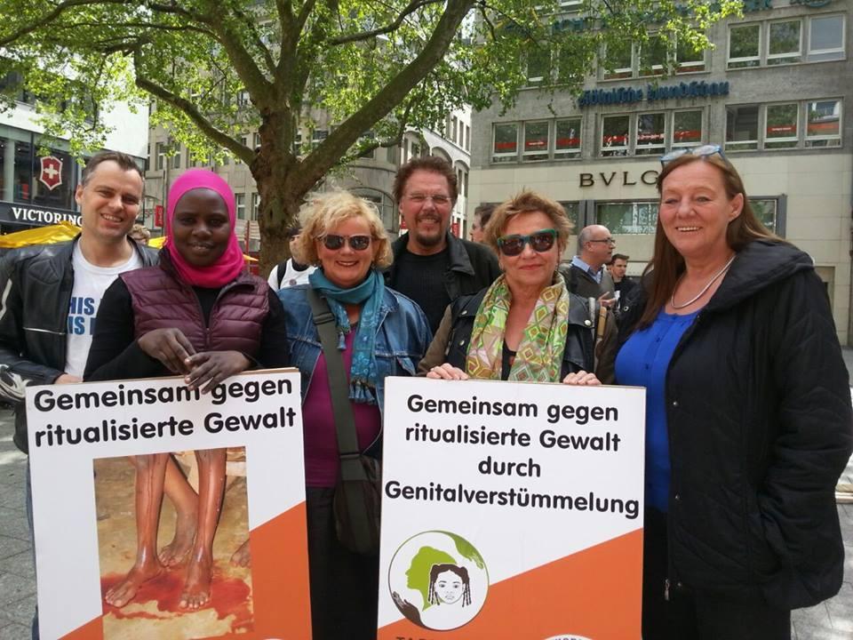 autonomie génitale manifestation mutilations sexuelles féminines