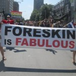 montreal pride 2015 foreskin is fabulous circumcision