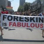 montreal pride 2015 foreskin is fabulous circumcision