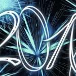 Feux d'artifice nouvel an 2016