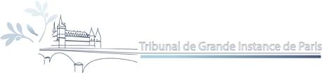 Tribunal de grande instance de Paris logotype