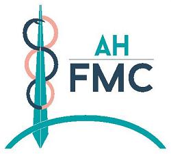 logotype ahfmc association havraise de formation médicale continue