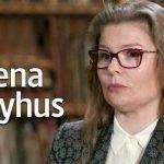 Lena Nyhus présidente de Intact Denmark accorde une interview à Arte