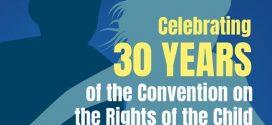 30ème anniversaire de la Convention internationale des droits de l'enfant (CIDE) : nous y étions
