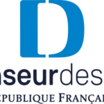 logotype defenseur des droits france